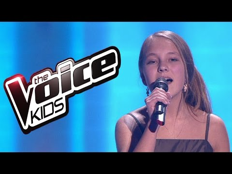 The Voice Kids - Голос Дети - Christina Secker (Кристина Ашмарина) -  When I was your man