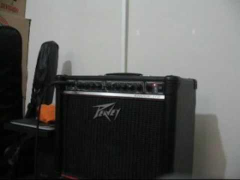 Peavey Envoy 110 Guitar Amplifier (Demo)