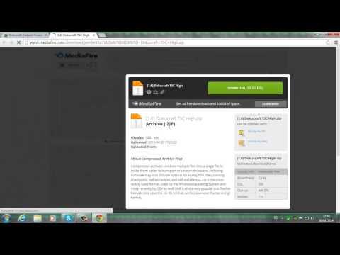 Como Descargar e Instalar el Dokucraft TexturePack para Minecraft 1.6.4/1.7.2/1.7.4!!!