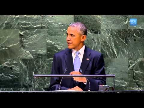 Obama to U.N: 'Russia is a Big Bully'