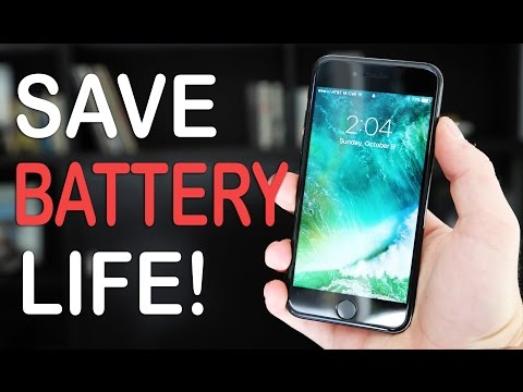 How to Increase iPhone 7 Battery Life (HD)
