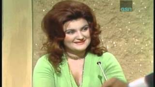 Match Game '75: Alex Karras vs. Lola Kiss