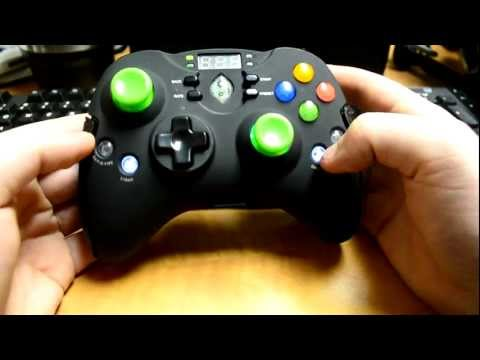 Mind Force Xbox 360 Modded Controller Review [ARC]
