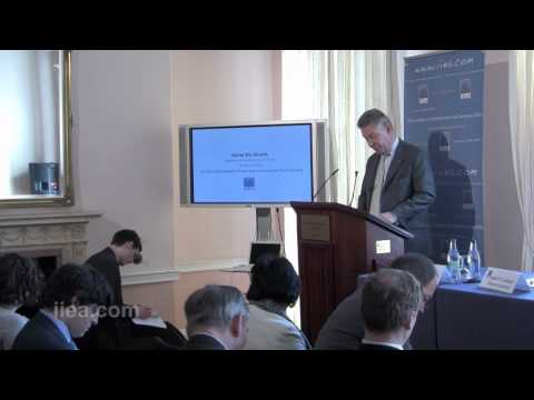 Karel De Gucht on EU-US Transatlantic Trade and Investment Partnership