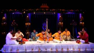 Kartigan and Ramanan Violin Arangetram - Chinanchiru Kiliyea