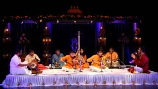 Kartigan and Ramanan Violin Arangetram - Chinanchiru Kiliyea
