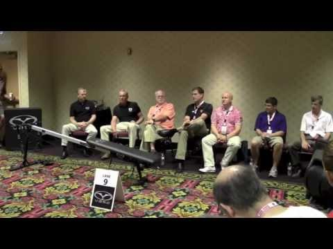 Vasa Dryland Training Expert Panel - 2012 American Swimming Coaches Association (ASCA) Conference
