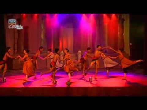 sri lankan dance , Nana Vile ( essence of folk songs & beauty of the villagers)