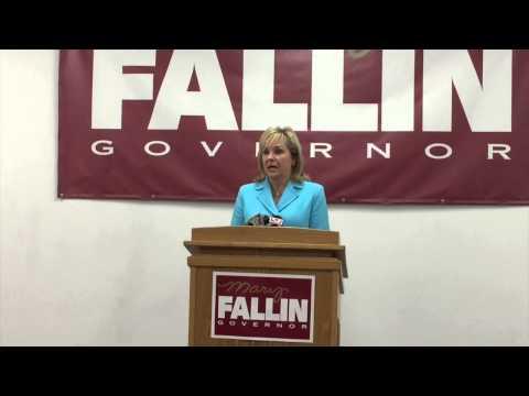 Their words: Gov. Mary Fallin