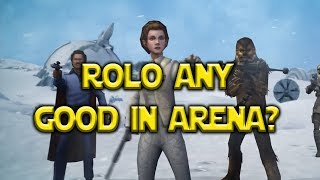 Star Wars: Galaxy Of Heroes - Is ROLO Worth Gearing Up?