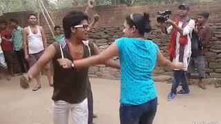 2018 ke देहाती डांस  Dehati dance New Bhojpuri Hd Video DJ remix Nagendra Nirala
