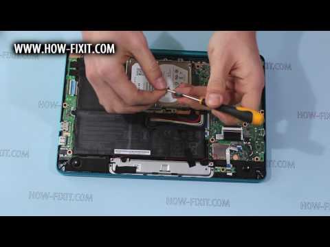 Обзор и вскрытие Asus EeeBook E202SA-FD0007D