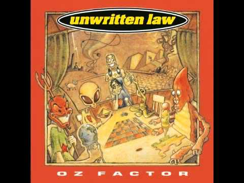 Unwritten Law - Diffrences
