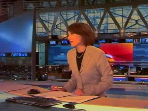 Как делаются новости на Первом канале.