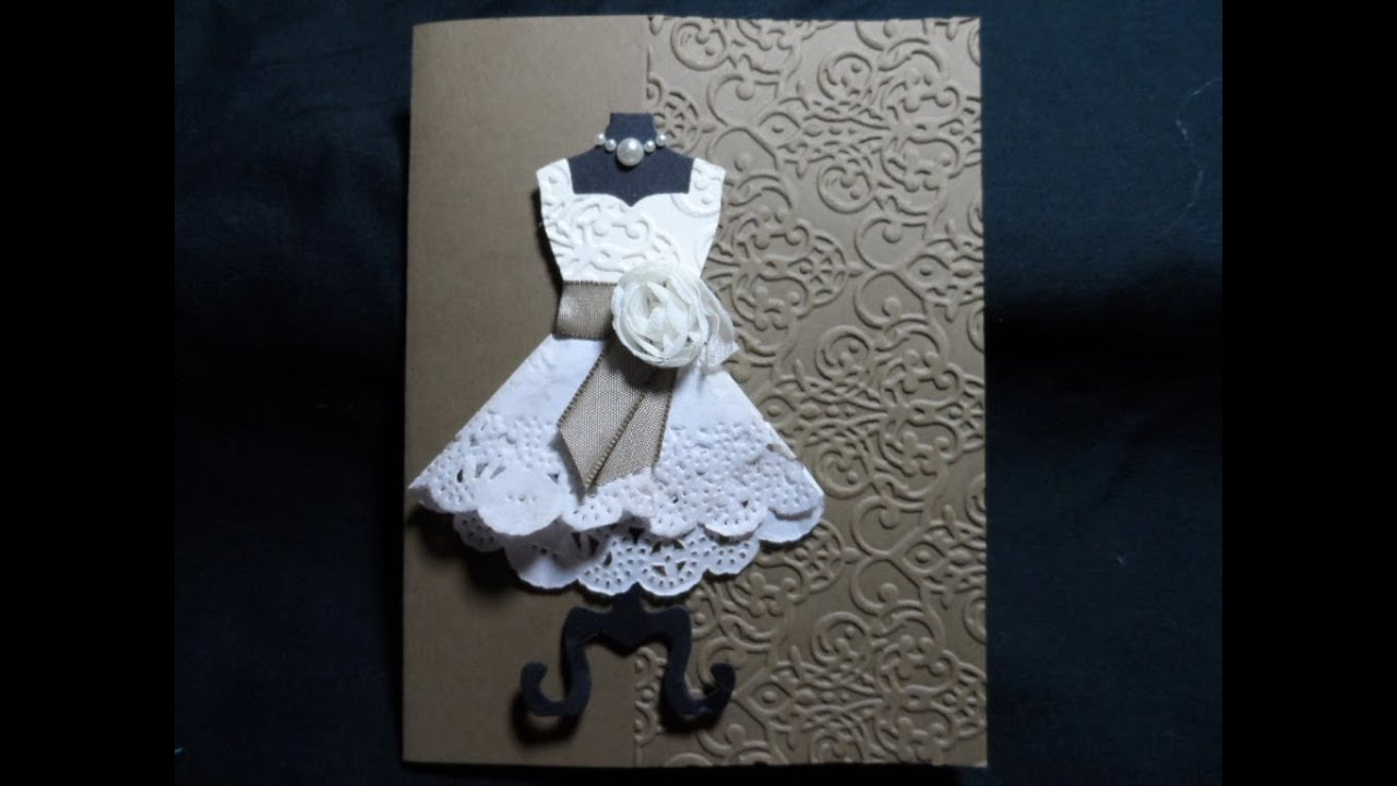 Invitations With Doilies for good invitations ideas
