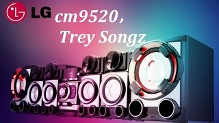 LG cm9520, Trey Songz - Bottoms Up ft. Nicki Minaj