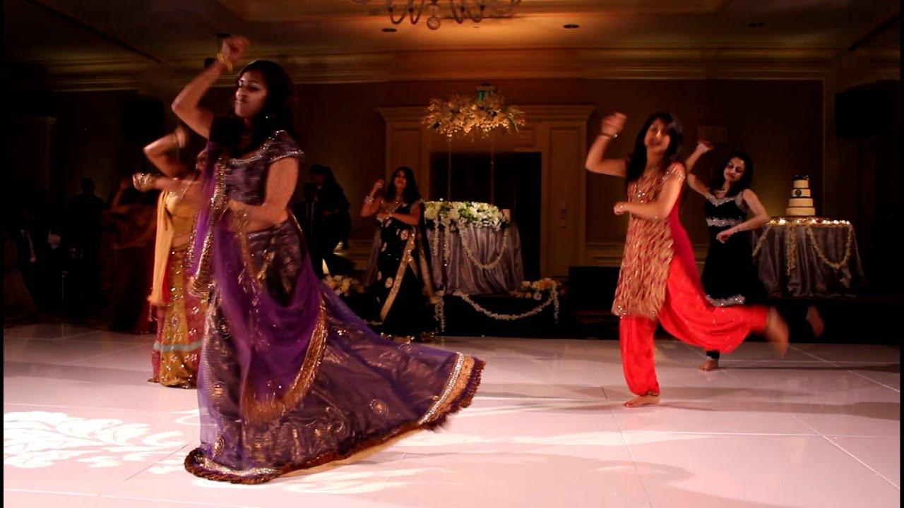 Surprise Indian Latin Mashup Wedding Dance