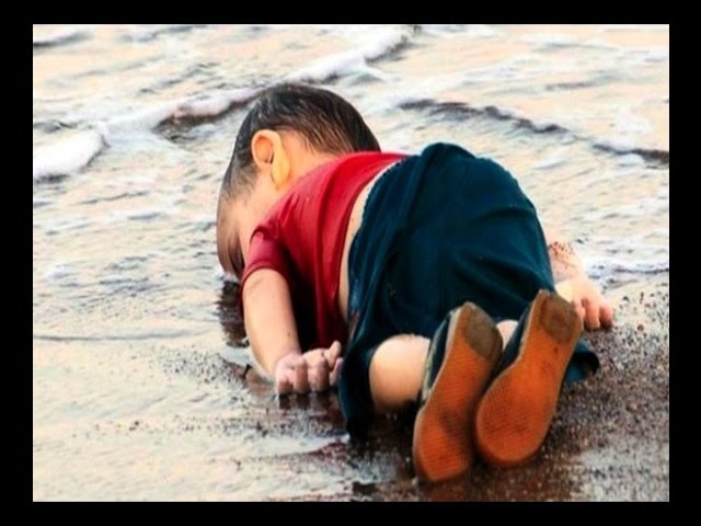 WATCH full story behind horrifying image of drowned Syrian boy