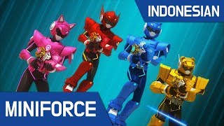 [Indonesian dub.] MiniForce Best 4