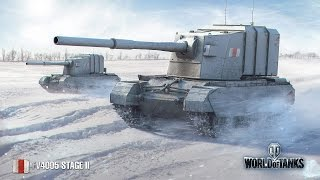 WoT Xbox: FV4005 Stage II Review!!! Lol