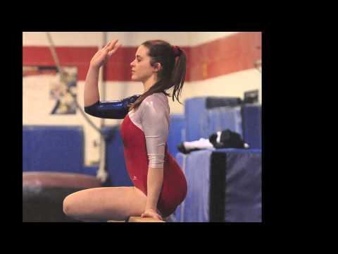 2014 Natick High School Gymnastics