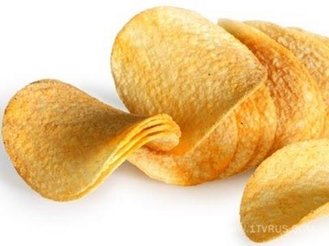 Как сделать своими руками чипсы