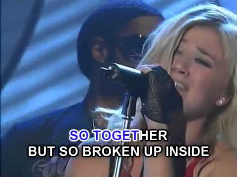 Kelly Clarkson Because Of You Acoustic - Lastfm