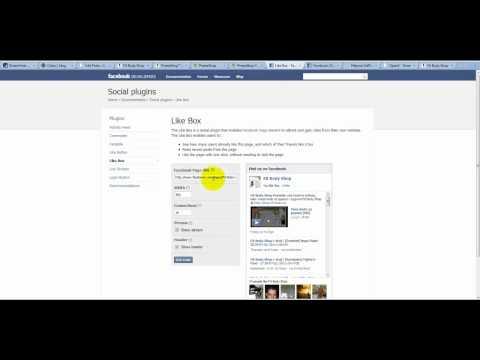 Free PrestaShop Column Block Module: Facebook Like Box