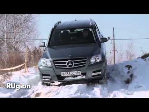 Автоновости Самары: офф-роад на «Мерсе» за 2 млн