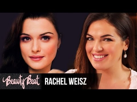 The Beauty Beat: Rachel Weisz Makeup Tutorial!