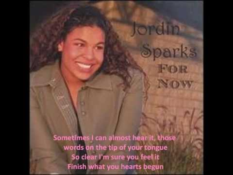 Jordin Sparks - Bottom of the Sea