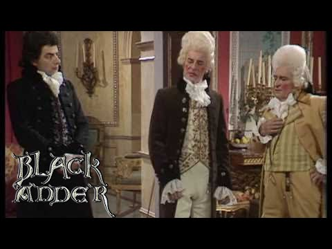 Don't mention Macbeth - Blackadder - BBC