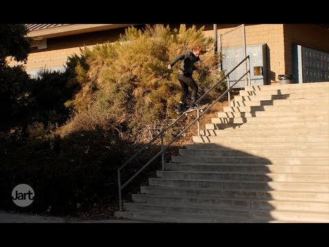 Jart Skateboards - Adrien Bulard NEW LIFE