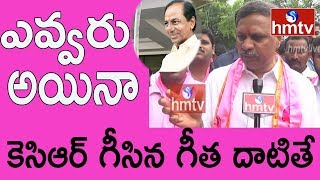 DR.Palla Rajeshwar Reddy Face To Face With hmtv Over KCR Decision | hmtv