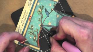 Fussy Cutting 101 with Denise Hahn and Graphic 45