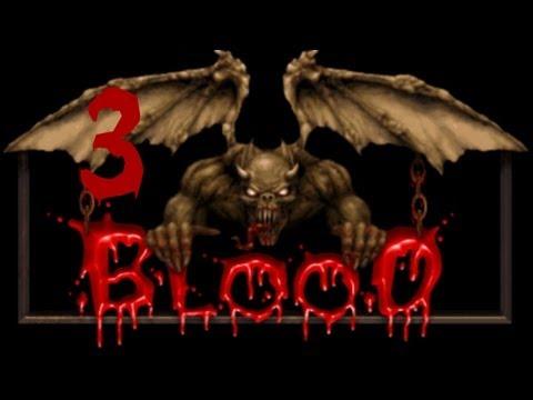 Прохождение Blood. Часть 3 - Кровавый сапсанчик.