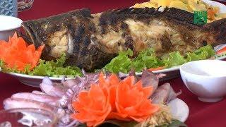 Cá mú nướng bơ chanh: Món ăn giàu khoáng chất   VTC14