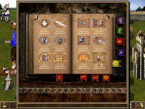 Heroes of Might & Magic III - In The Wake of Gods: It´s fun to face millions.