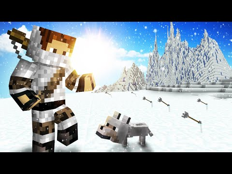 Life of a Hunter Minecraft Machinima Short Film Movie