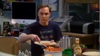 Sheldon & Amy's Date Night Experiment - The Big Bang Theory