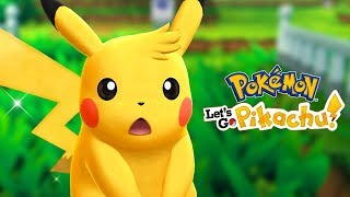 GOLD WEEDLE IS TERUG?! | Pokémon Let's Go Pikachu #1