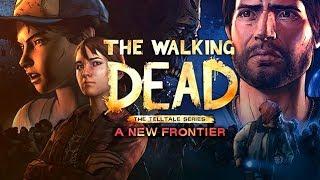 The Walking Dead: A New Frontier FULL Season 3 (Telltale Series) All Cutscenes 1080p HD