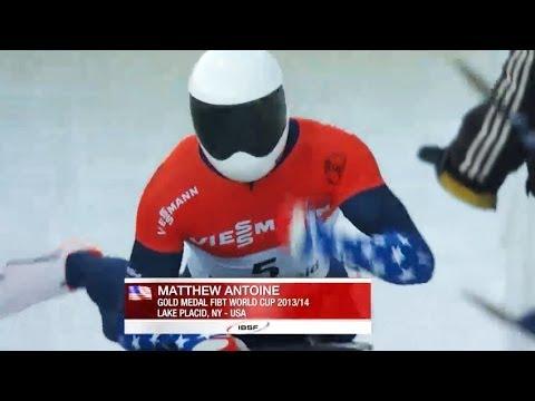 American Antoine wins Lake Placid Skeleton - Universal Sports