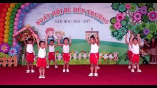 Nhảy Aerobic Nắng Sớm - Chồi Sen 3 - Mầm Non Hoa Sen
