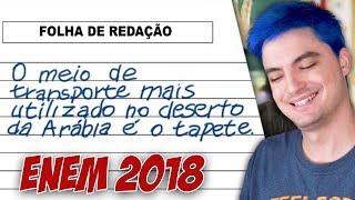 MAIORES PÉROLAS DO ENEM!
