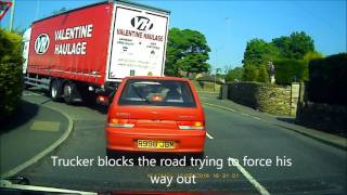 UK Dashcam Compilation 6 - May 2016 - Part 2 - Bad Driving, Observations and More