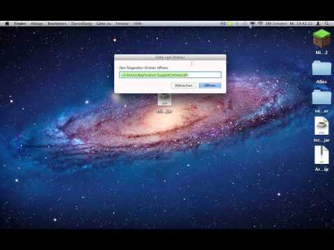 Downgrade Minecraft 1.1 to 1.0.1 TUT mac/windows download !! Englisch version