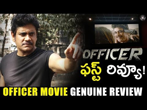 Officer Movie REVIEW & RATING | Nagarjuna Officer Genuine Review | #Officer REVIEW | Telugu Panda