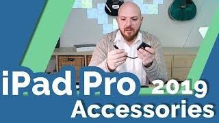 💡 Best iPad Pro Accessories I Use Every Day in 2019