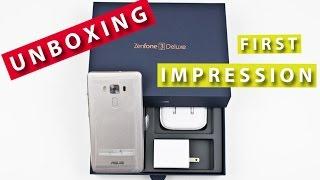 download lagu Asus Zenfone 3 Deluxe - Unboxing & First Impressions gratis